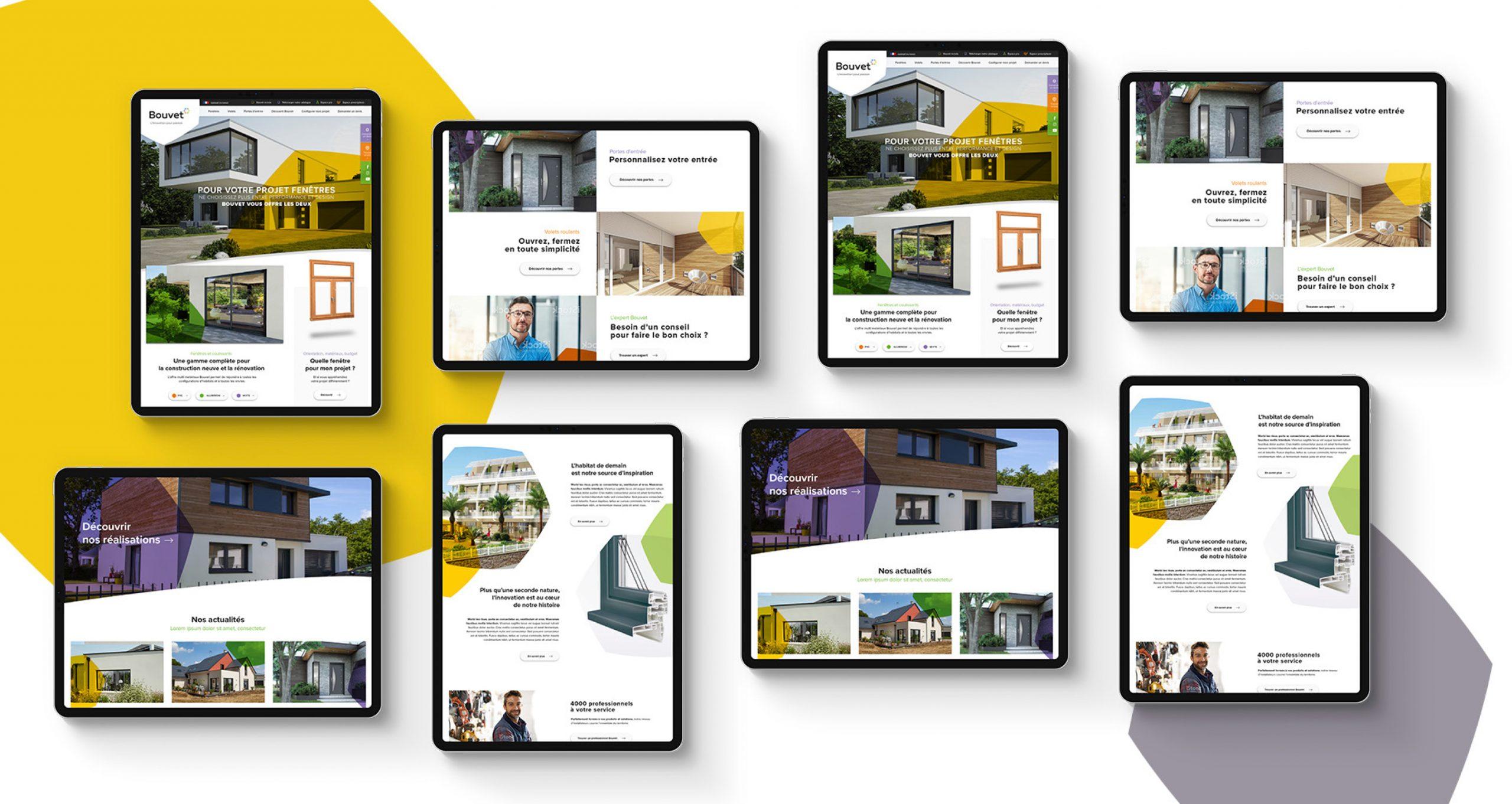 Site web Bouvet