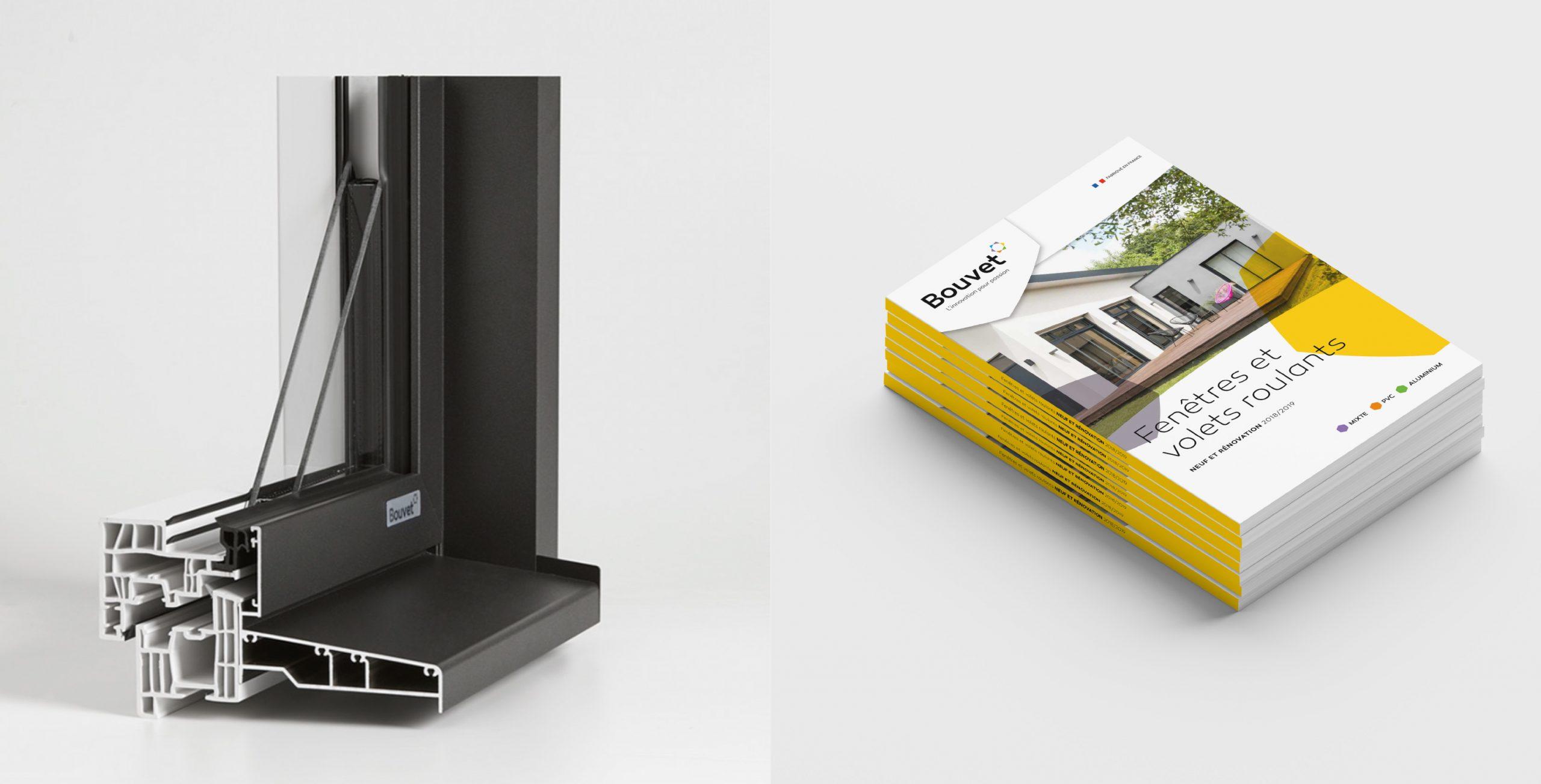 Catalogues produits Bouvet