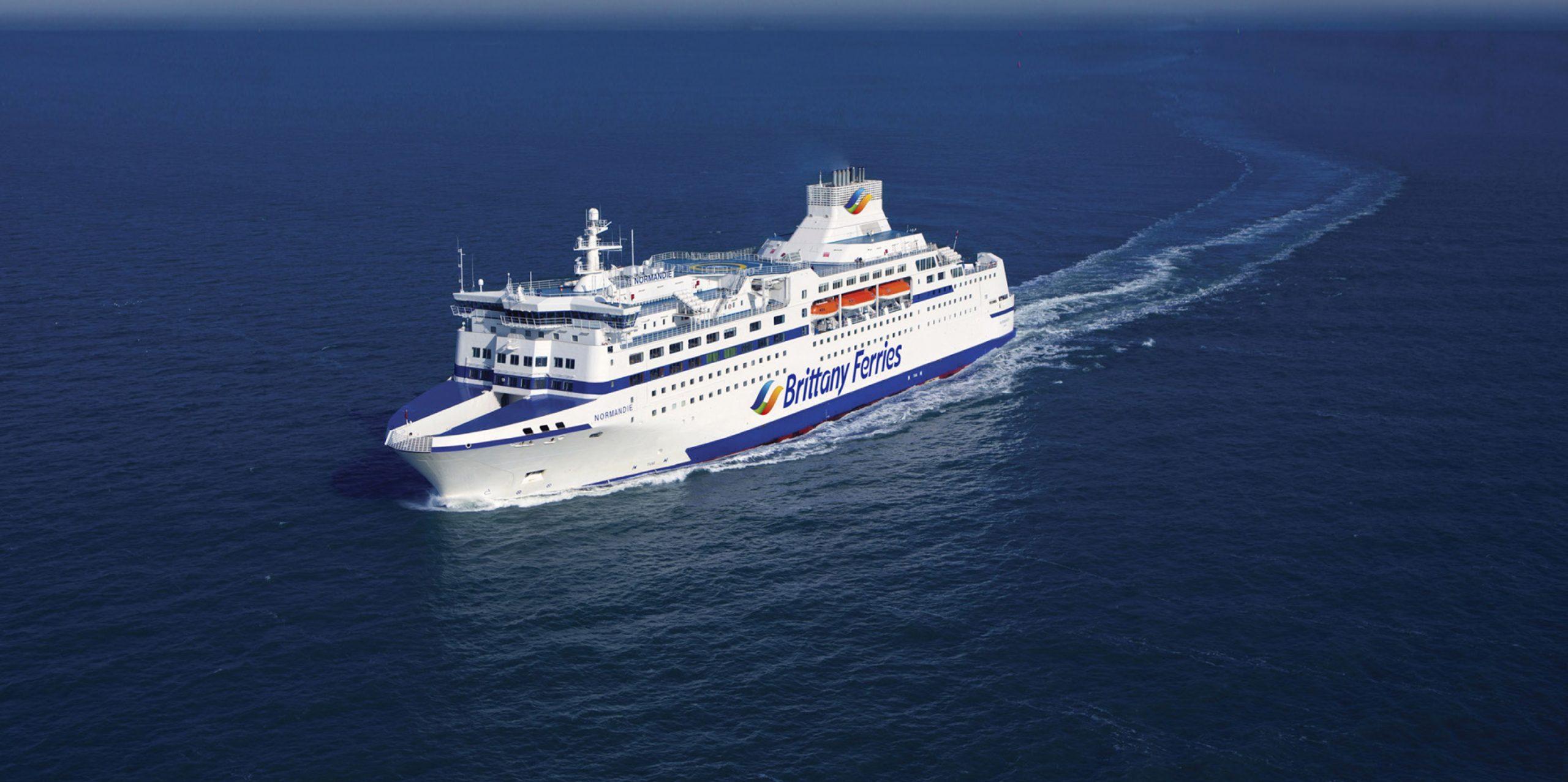 Bateau Brittany Ferries
