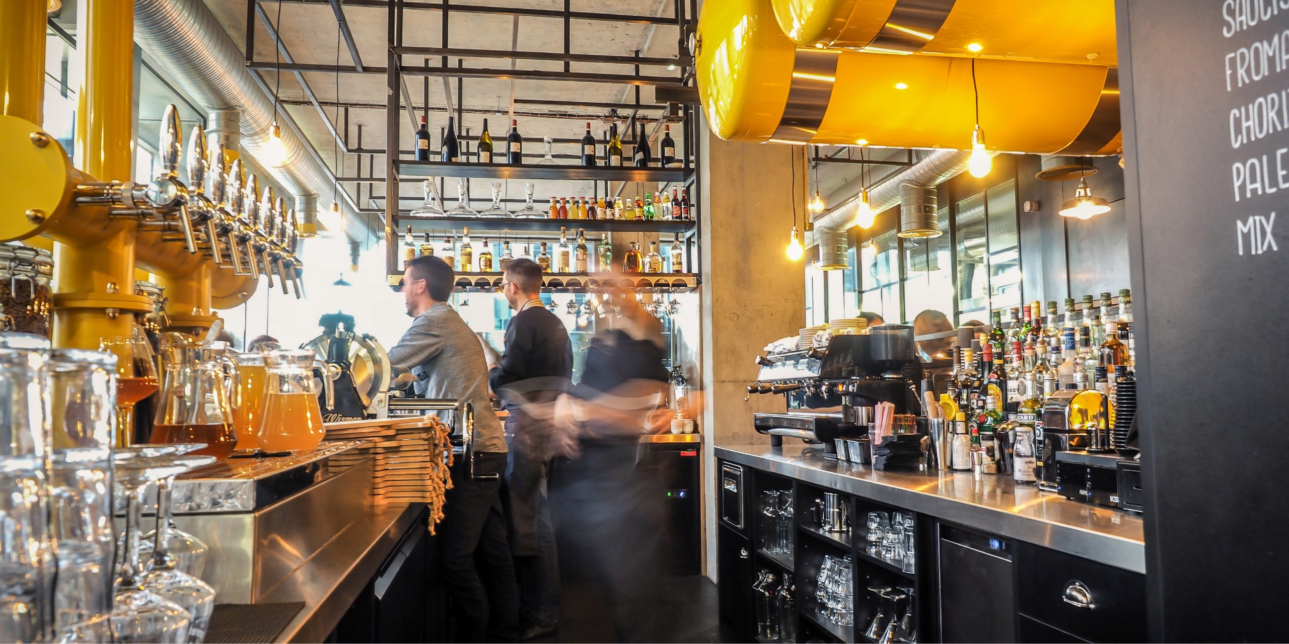 Brasserie Les Brassés à Nantes