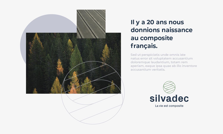 Histoire de Silvadec - Extrait du site internet