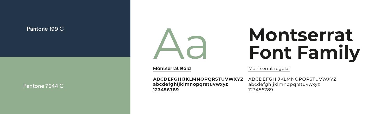 Typographie Silvadec