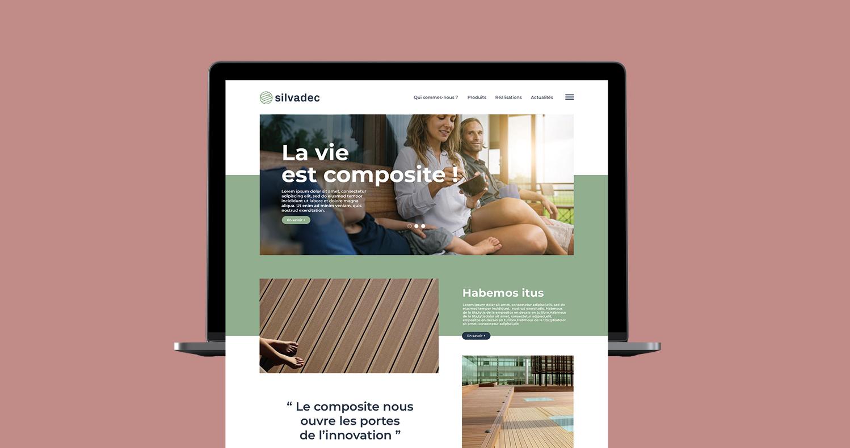 Site internet Silvadec