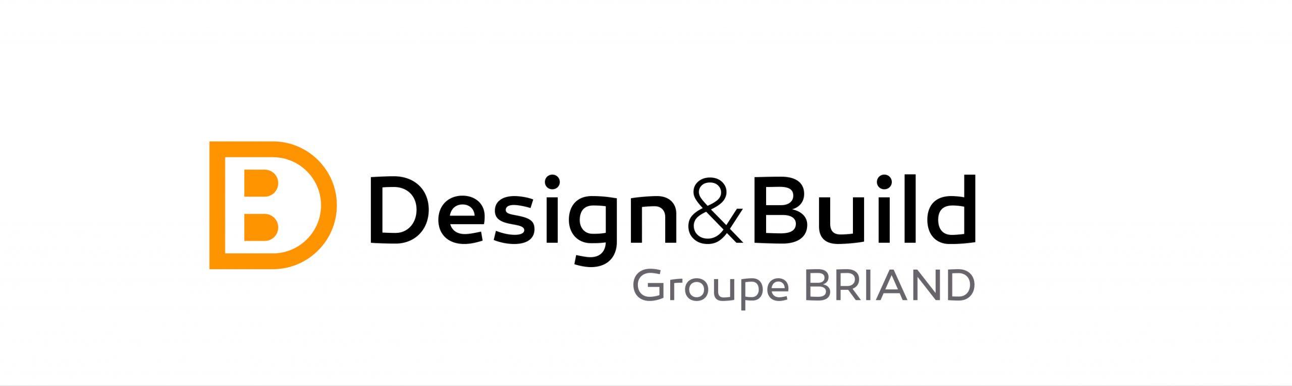 Logo Design & Build - Groupe Briand