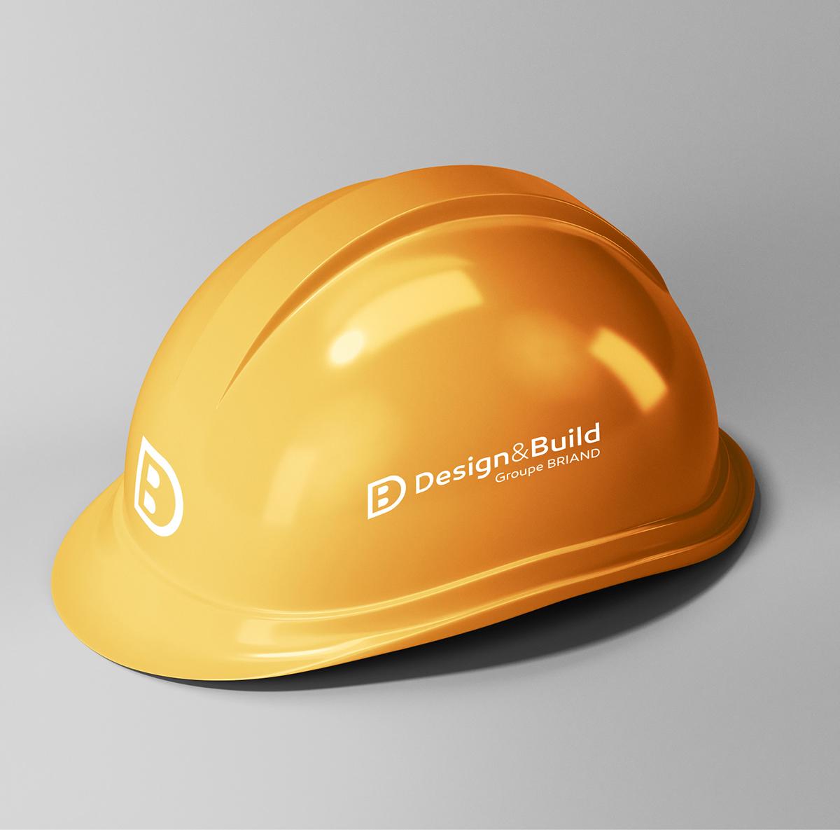 Casque logo Design & Build