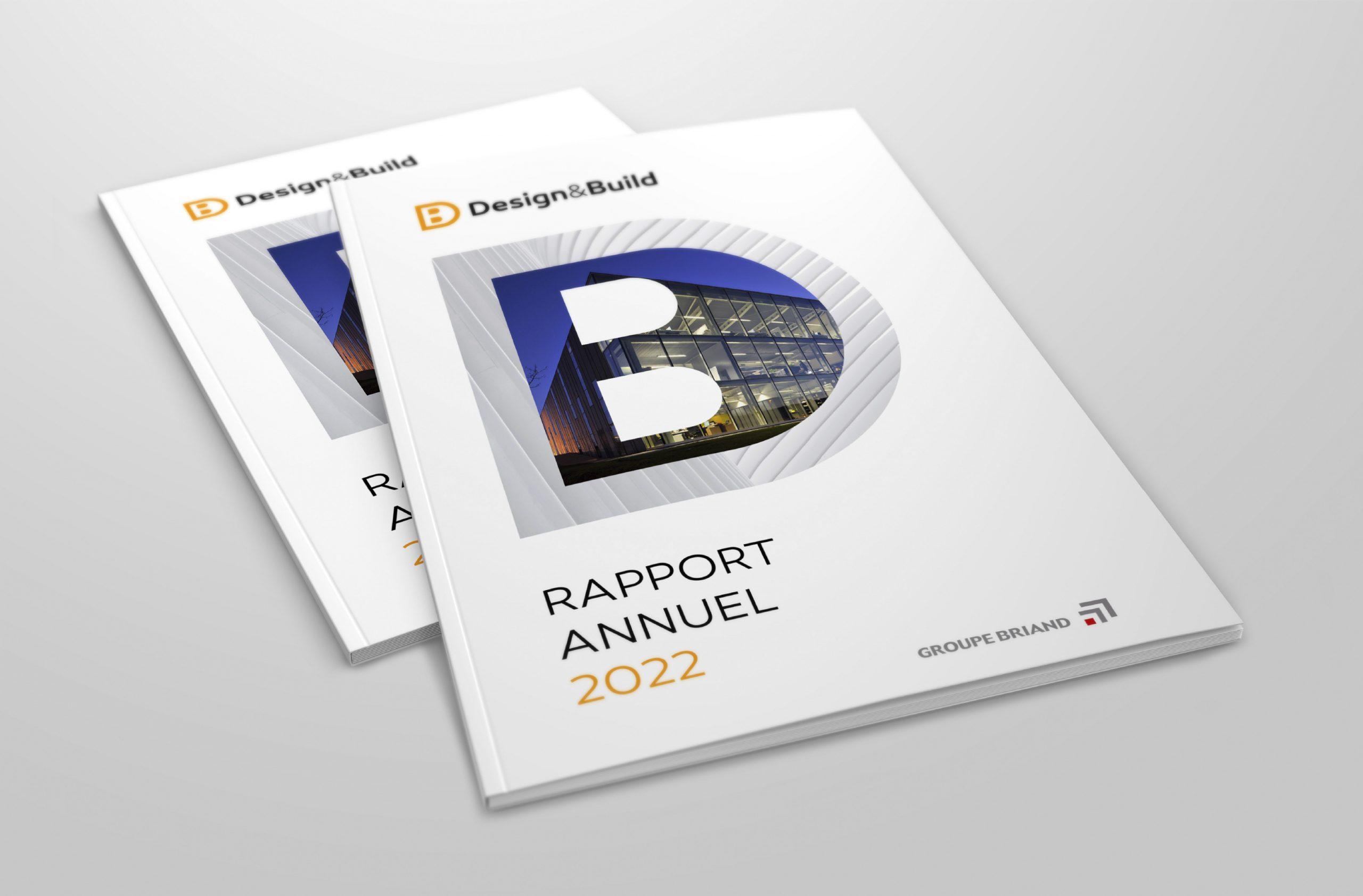 Rapport annuel Design & Build - Groupe Briand