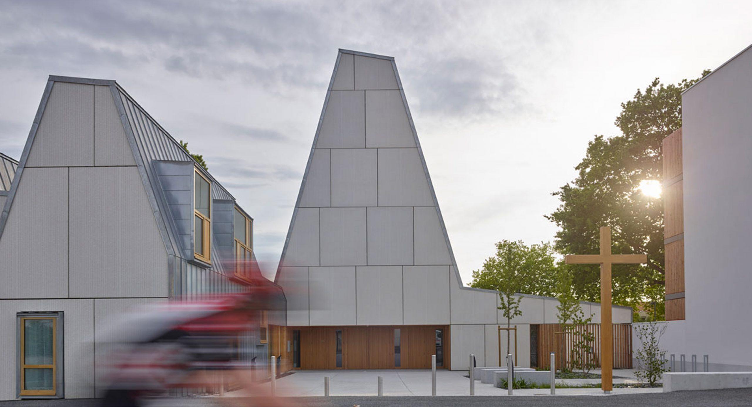 Architecture par l'agence Magnum