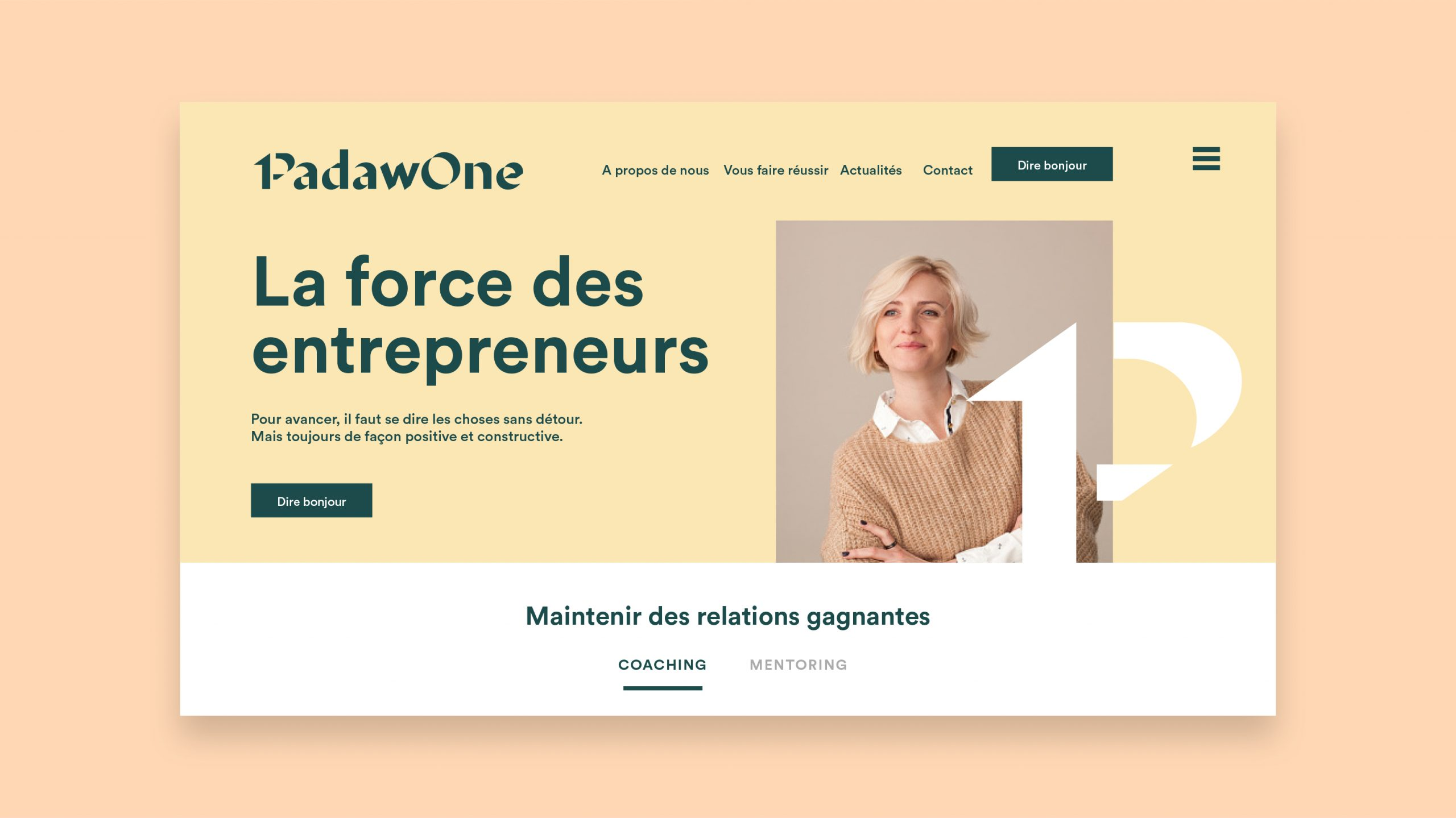 Site internet PadawOne